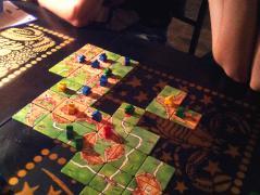 Carcassonne игра