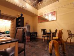 Дизайн интерьера тайм кафе.