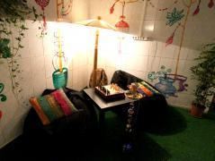 Кальянная комната. Фото.