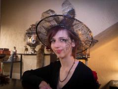 Шляпка для волшебницы